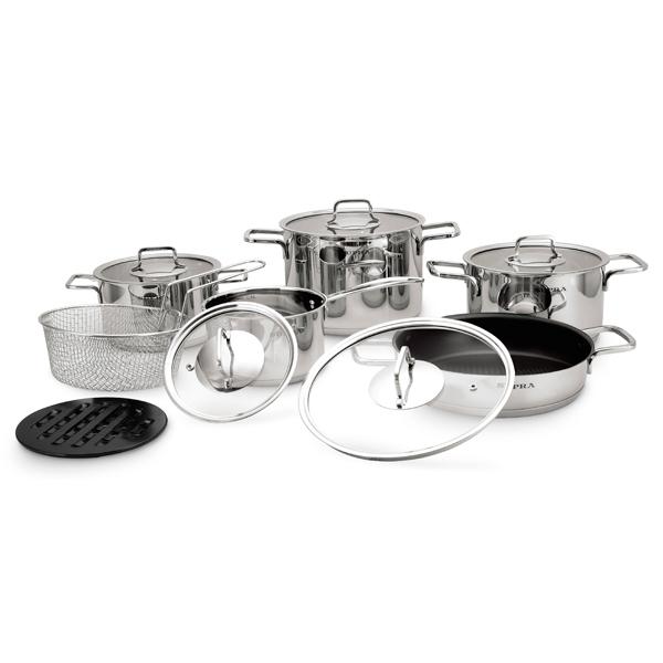 Набор посуды (нержавейка) Supra М.Видео 7290.000