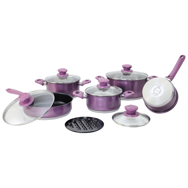 Набор посуды (нержавейка) Supra М.Видео 8290.000
