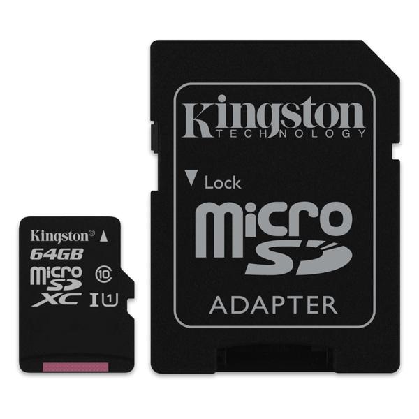 Карта памяти SDHC Micro Kingston М.Видео 2290.000