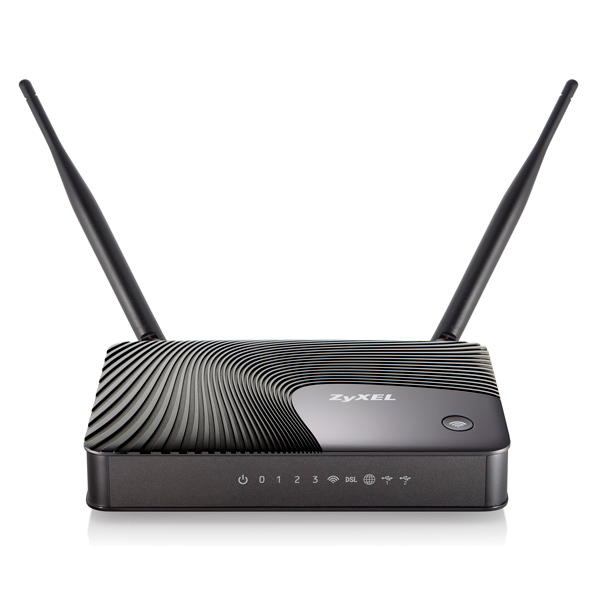 Wi-Fi роутер Zyxel М.Видео 2390.000