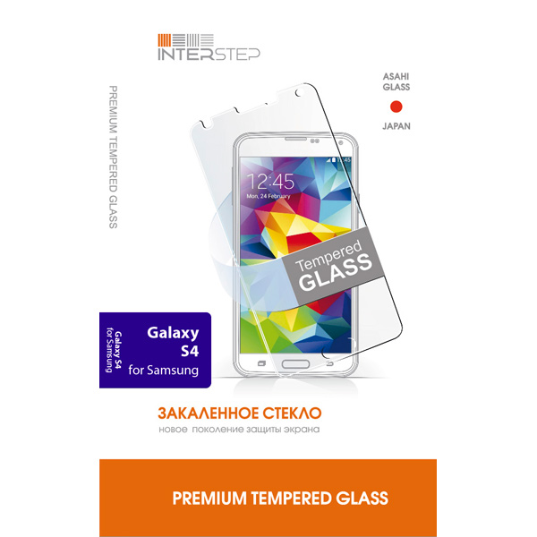Защитное стекло InterStep М.Видео 890.000