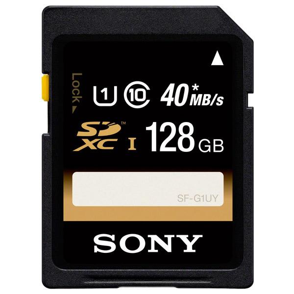 Карта памяти SDHC Sony М.Видео 3990.000