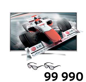 Телевизор LG 49UH850V