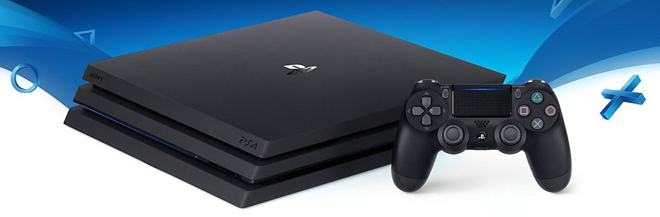 PlayStation 4 Pro – обзор