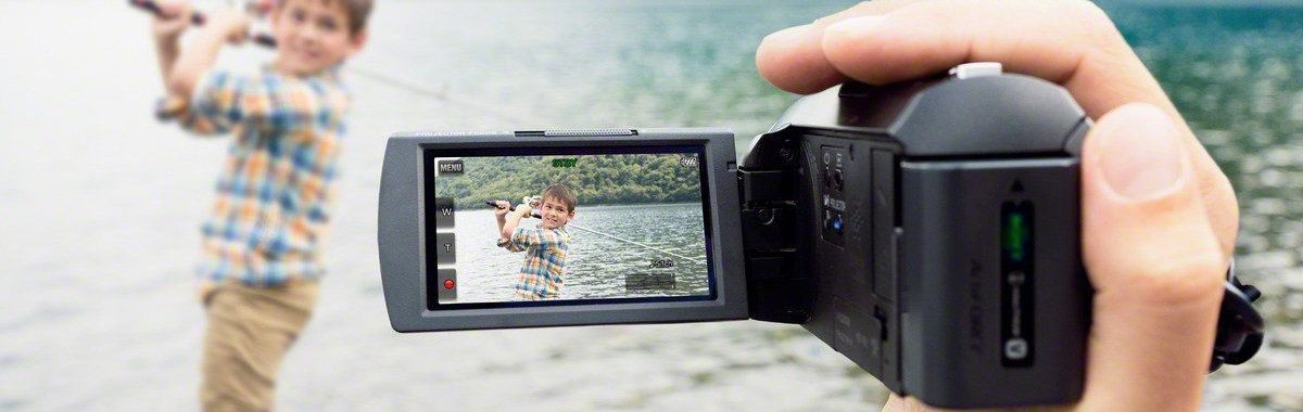 Лучшие видеокамеры для любительской съёмки – обзор
