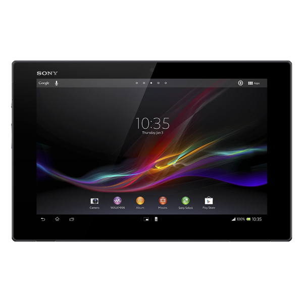 Sony – Xperia Tablet Z 10.1 Inch Tablet