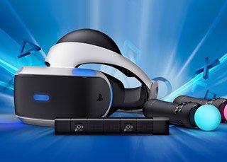 Шлем виртуальной реальности PlayStation VR – обзор от «М.Видео» c21dc0168e4ce