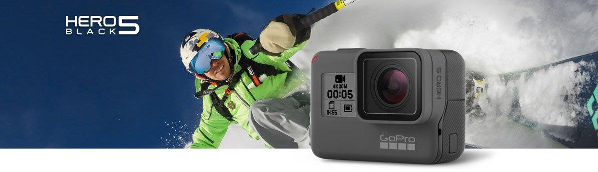 Экшн-камеры GoPro HERO5 – обзор