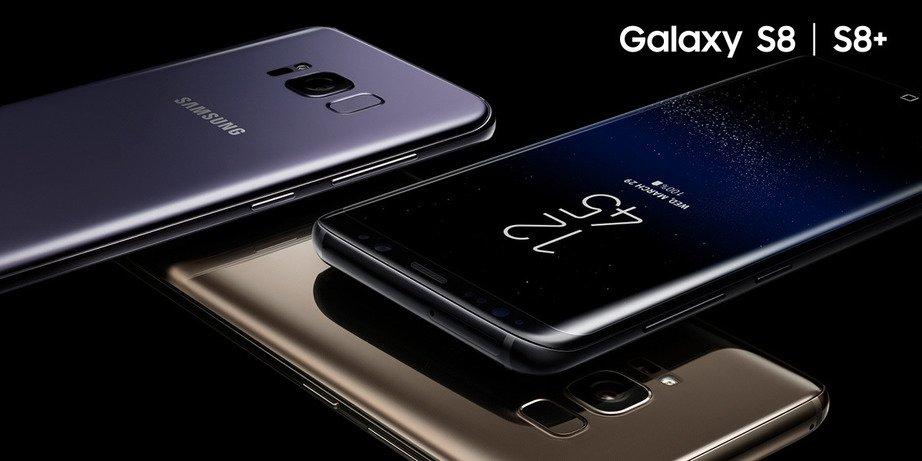 Samsung Galaxy S8 – обзор
