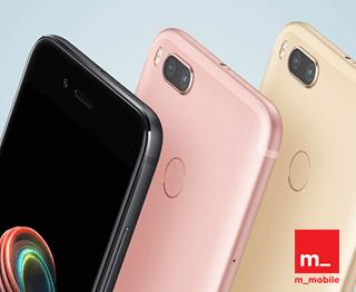 1b8f6e78a0749 Xiaomi Mi A1: двойная камера и «чистый» Android – обзор от «М.Видео»
