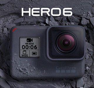 GoPro HERO6 Black – обзор от «М.Видео» 4193dc52dc660
