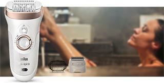 Braun SES 9 980  эпилятор Silk-épil 9 с функцией SensoSmart – обзор ... 59dab2f492