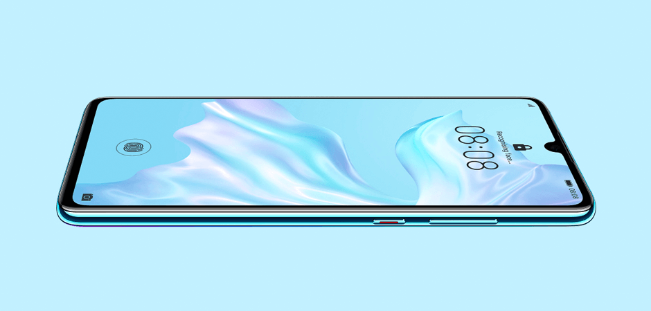 Обзор Huawei P30